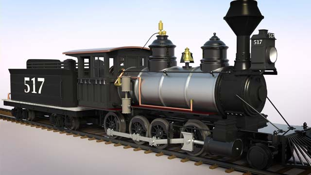 Baldwin Train